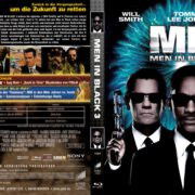 Men in Black 3 (2012) R2 Blu-Ray German