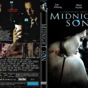 Midnight Son (2011) R1 CUSTOM DVD Cover