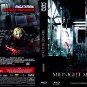Midnight Meat Train (2008) R2 Blu-Ray German