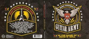 Mike Onesko's Guitar Army - In The Name Of Rock N' Roll - Digipack