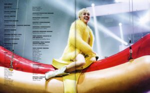 Miley Cyrus - Bangerz Tour - Booklet (3-6)