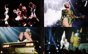 Miley Cyrus - Bangerz Tour - Booklet (4-6)