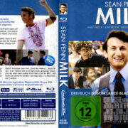 Milk (2008) R2 Blu-Ray German