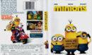 Minions (2015) R1 DVD Cover