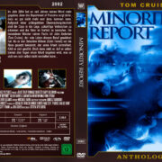 Minority Report (2002) (Tom Cruise Anthologie) german custom