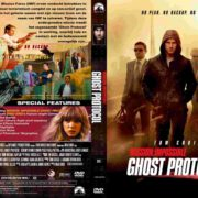 Mission – Impossible Ghost Protocol (2011) R0 DUTCH Custom