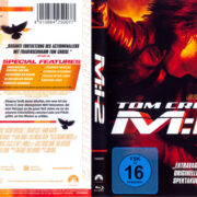 Mission Impossible 2 (2000) Blu-Ray German