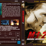 Mission: Impossible 2 (2000) (Tom Cruise Anthologie) german custom