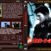 Mission: Impossible 3 (2006) (Tom Cruise Anthologie) german custom