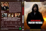 Mission: Impossible Phantom Protokoll (2011) (Tom Cruise Anthologie) german custom