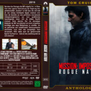 Mission: Impossible Rogue Nation (2015) (Tom Cruise Anthologie) german custom