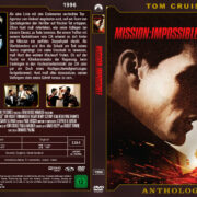Mission: Impossible (1996) (Tom Cruise Anthologie) german custom