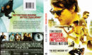 Mission: Impossible - Rogue Nation (2015) R1 DVD Cover