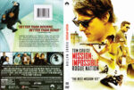 Mission: Impossible – Rogue Nation (2015) R1 DVD Cover