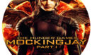 The Hunger Games: Mockingjay - Part 1 (2014) R0 Custom Label