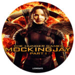 The Hunger Games: Mockingjay – Part 1 (2014) R0 Custom Label