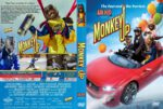 Monkey Up (2016) R1 CUSTOM DVD Cover