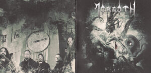 Morgoth - Ungod - Booklet
