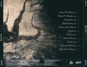 Morgoth - Ungod russia - Back