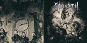 Morgoth - Ungod russia  - Booklet