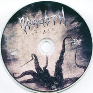 Morgoth - Ungod russia  - CD