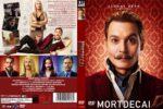 Mortdecai (2015) R0 Custom Cover & Label