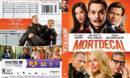 Mortdecai (2015) R1 DVD Cover