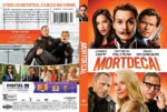 Mortdecai (2015) R1 DVD Cover