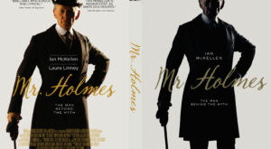 mr holmes dvd cover