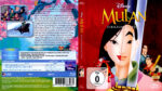 Mulan (1998) R2 Blu-Ray German