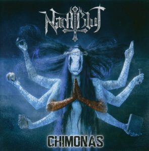 Nachtblut - Chimonas (Russia) - 1Front