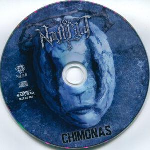 Nachtblut - Chimonas (Russia) - CD