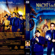 Nachts im Museum 3: Das geheimnisvolle Grabmal (2014) Blu-Ray German