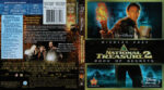 National Treasure 2: Book of Secrets (2007) Blu-Ray DVD Cover