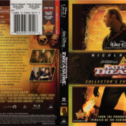 National Treasure (2004) Blu-Ray DVD Cover