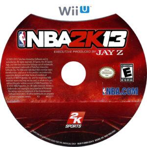 Nba_2K13 Disc