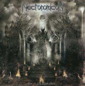 Necronomicon - Rise Of The Elder Ones (Russia) - 1Front