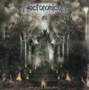 Necronomicon - Rise Of The Elder Ones (Russia) - 1Front
