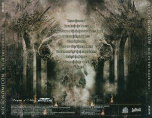 Necronomicon - Rise Of The Elder Ones (Russia) - Back