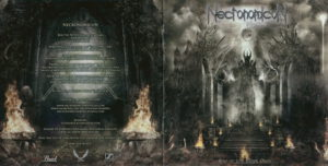 Necronomicon - Rise Of The Elder Ones (Russia) - Booklet
