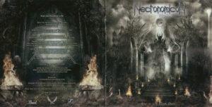 Necronomicon - Rise Of The Elder Ones (Russia) - Booklet