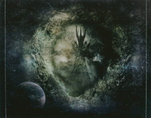 Necronomicon - Rise Of The Elder Ones (Russia) - Inlay