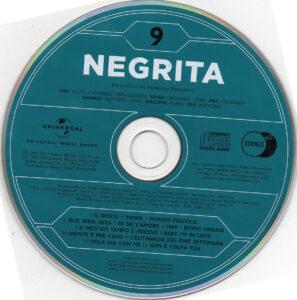 Negrita - 9 - CD