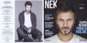 Nek - Prima Di Parlare - Booklet