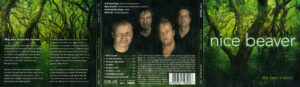 Nice Beaver - The Time It Takes - Digipack