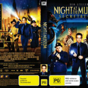 Night At The Museum: Secret Of The Tomb (2014) R4 DVD Cover