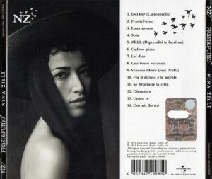 Nina Zilli - Frasi & Fumo - Back