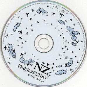 Nina Zilli - Frasi & Fumo - CD