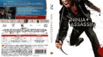 Ninja Assasin (2009) Blu-Ray German