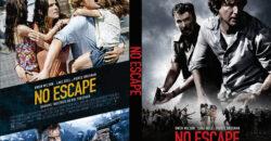 no escape dvd cover